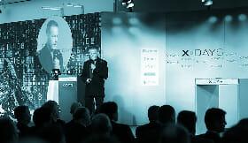 Branding speaker Martin Lindstrom giving a talk