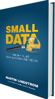 Small Data - the new bestseller by Martin Lindstrom