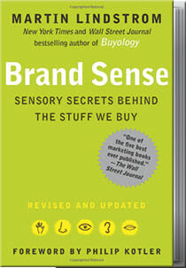 Coining the term Sensory Branding - Mini Book Cover