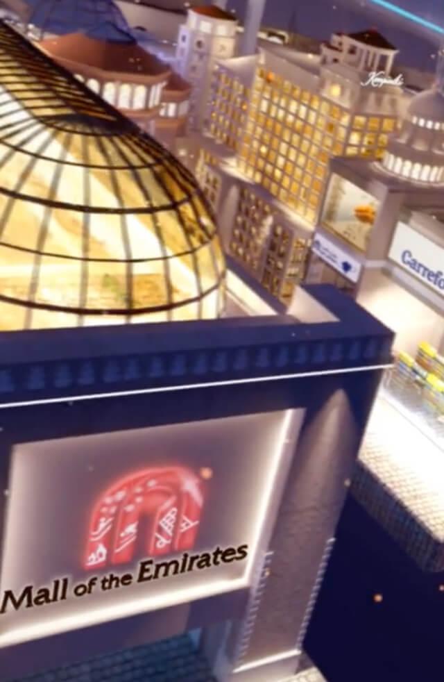 Majid Al Futtaim in Dubai - one of Martin Lindstrom's brand consolidation case studies.