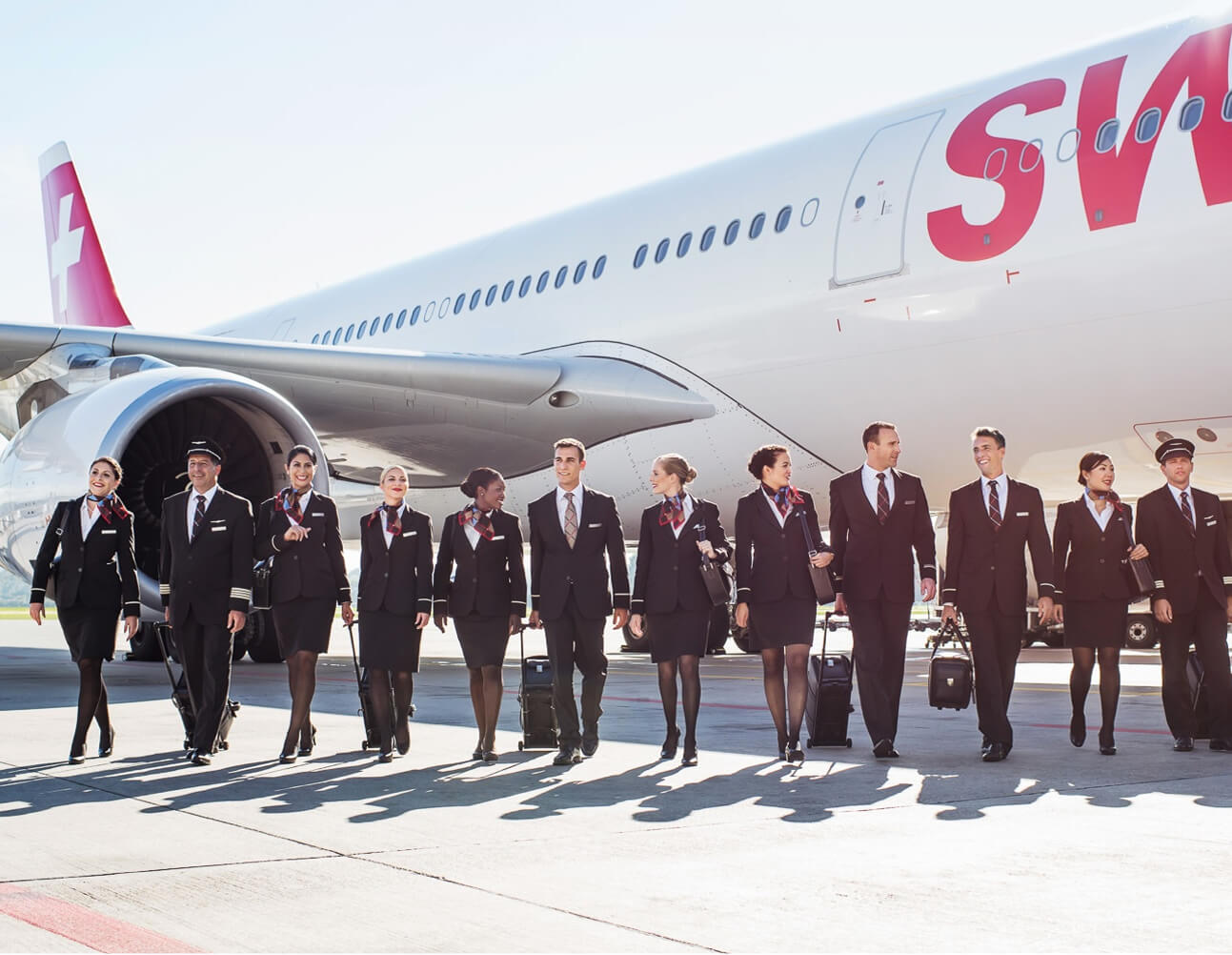 Swiss Airlines - finding sustainable purpose