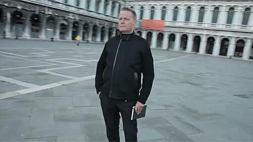 Interviews in Italy - Martin Lindstrom Video