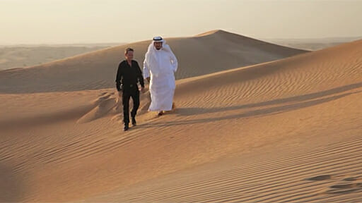 Visiting Homes in the Middle East - Martin Lindstrom Video
