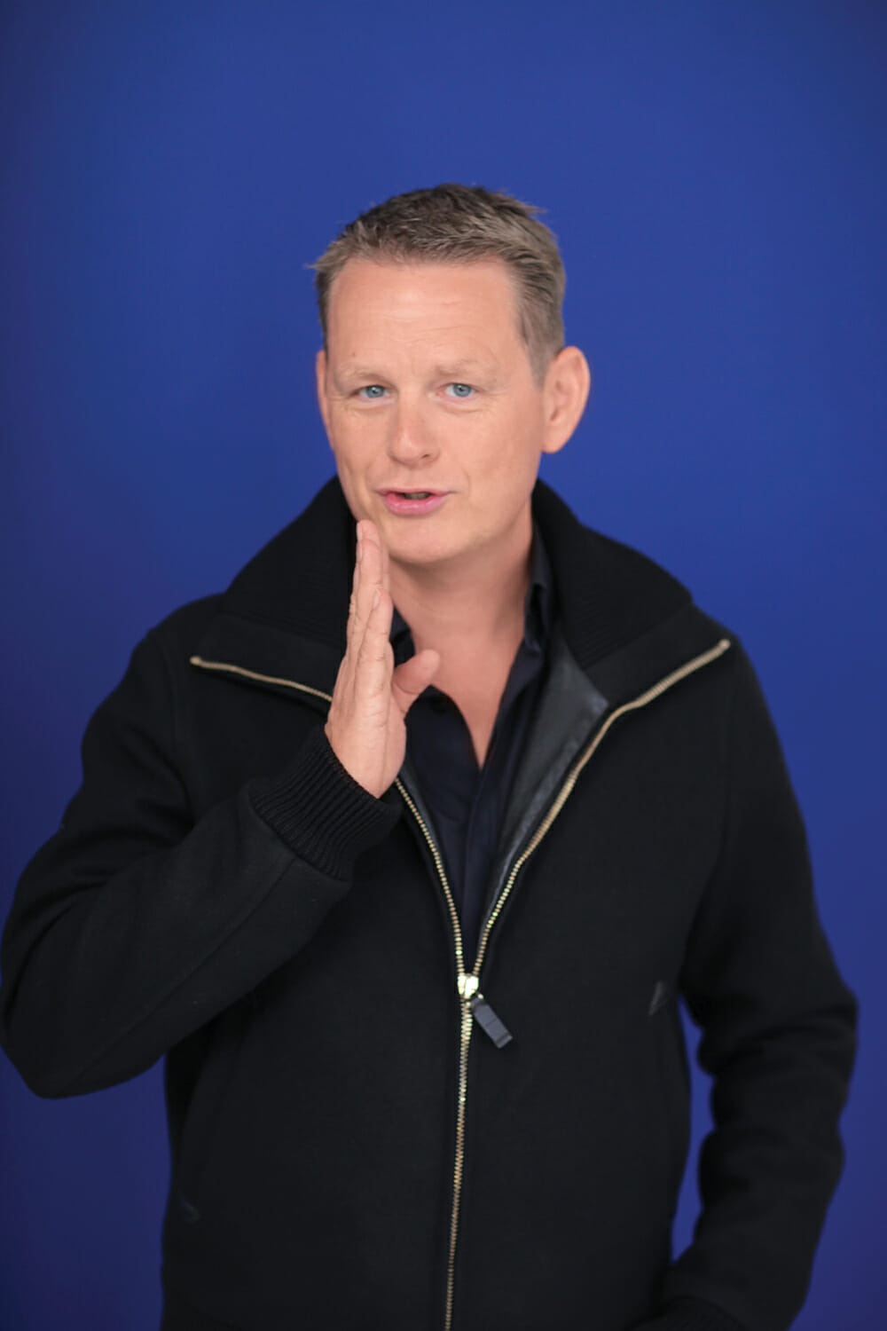 Martin Lindstrom portrait photography by John Abbot - Photo Library