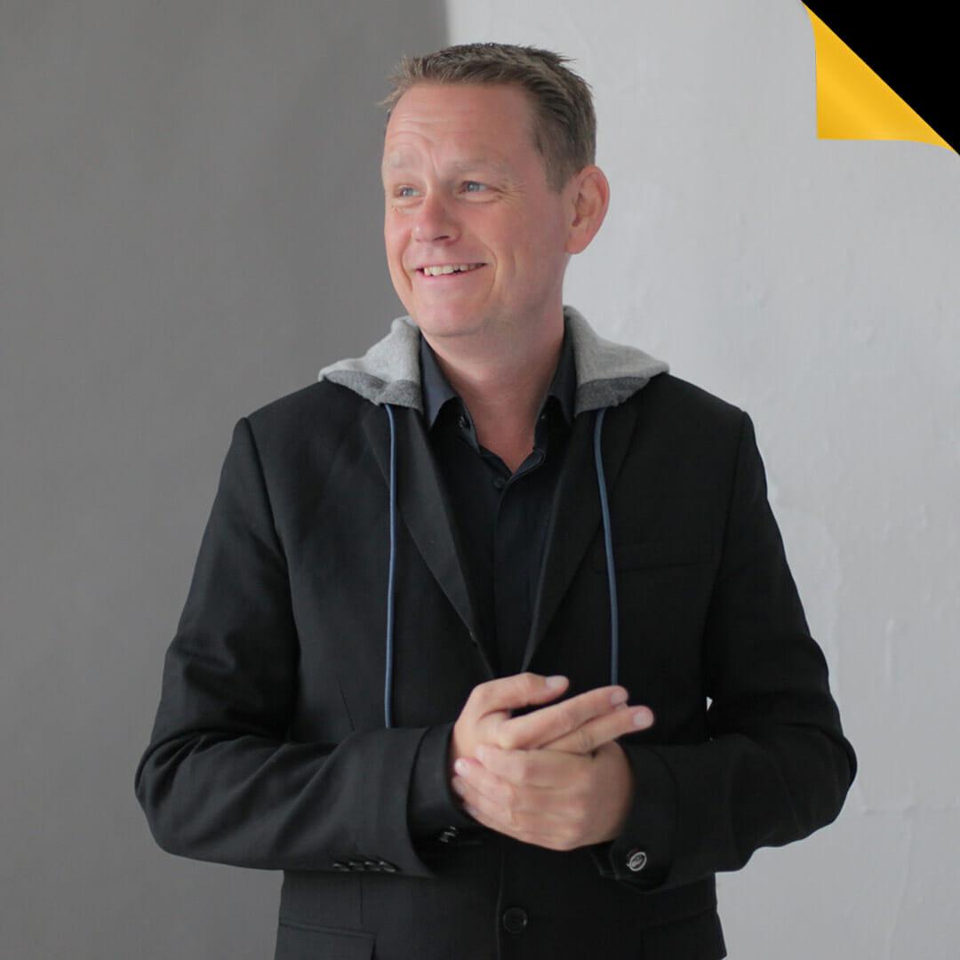 Martin Lindstrom Portrait - Press Kit for social media