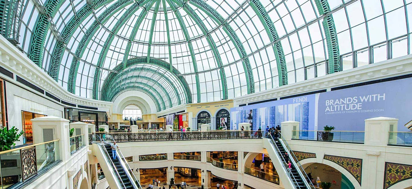 Inside Majid Al Futtaim in Dubai - one of Martin Lindstrom's brand consolidation case studies.
