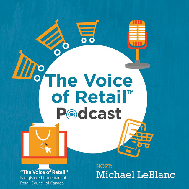 Martin's Interview on The Voice of Retail Podcast